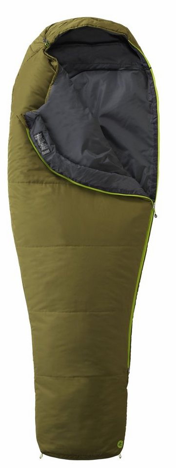 Marmot Schlafsack »NanoWave 35 Sleeping Bag Long« in oliv