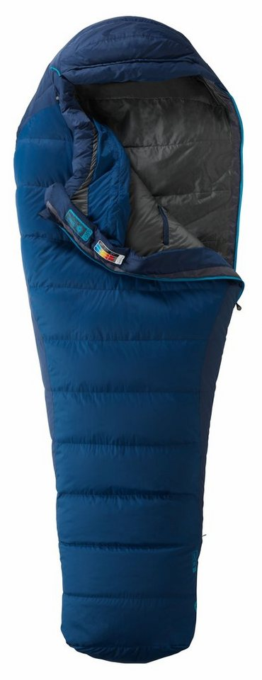 Marmot Schlafsack »Scandium Sleeping Bag Long« in blau