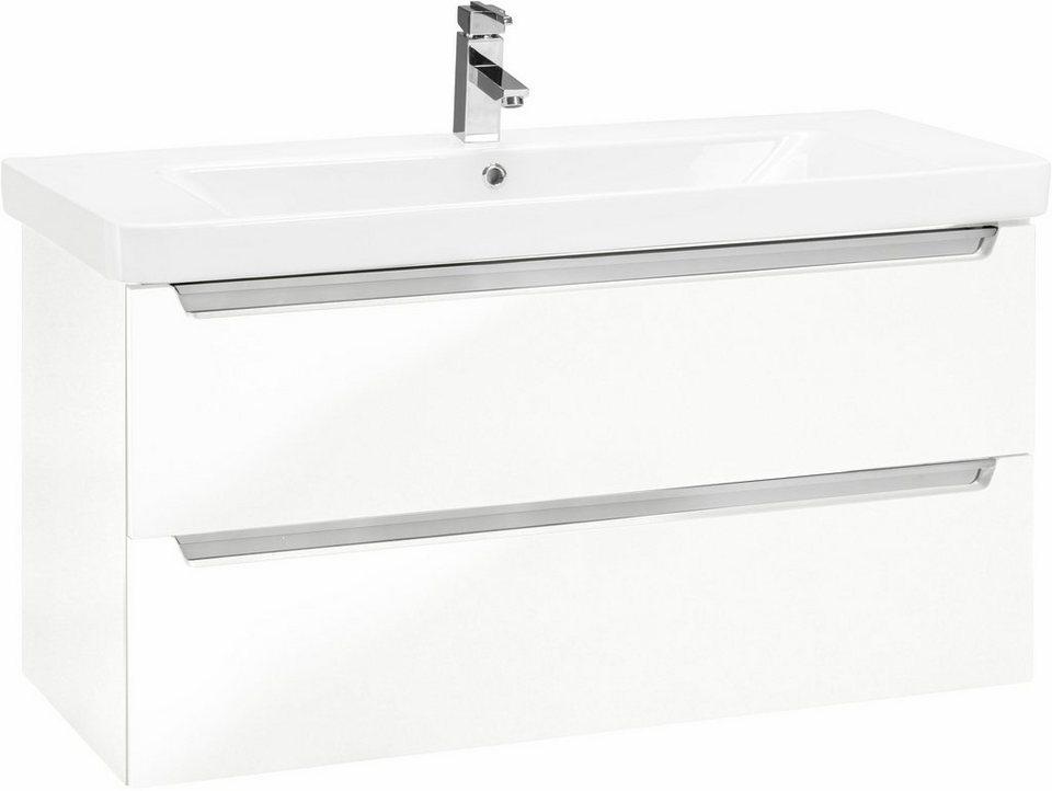 Schildmeyer Waschtisch »Acori« in weiß