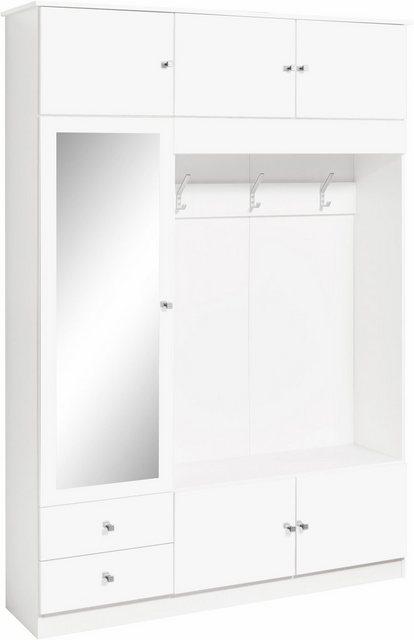 Flurschränke und Regale - borchardt Möbel Garderobenschrank »Kompakta« Höhe 202 cm  - Onlineshop OTTO