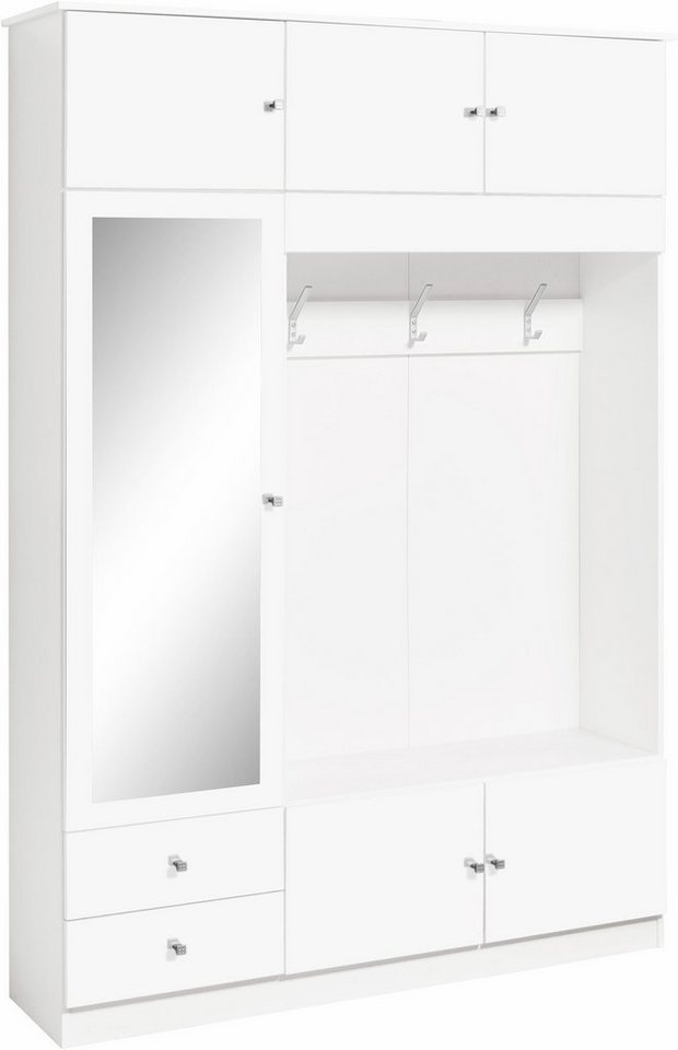 kompaktgarderobe kompakta online kaufen otto. Black Bedroom Furniture Sets. Home Design Ideas