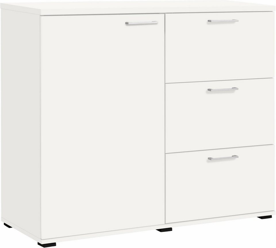 kommode 120 cm highboard kommode udessa in wei eiche 120 cm kommode sunrise wei 120 cm breit. Black Bedroom Furniture Sets. Home Design Ideas