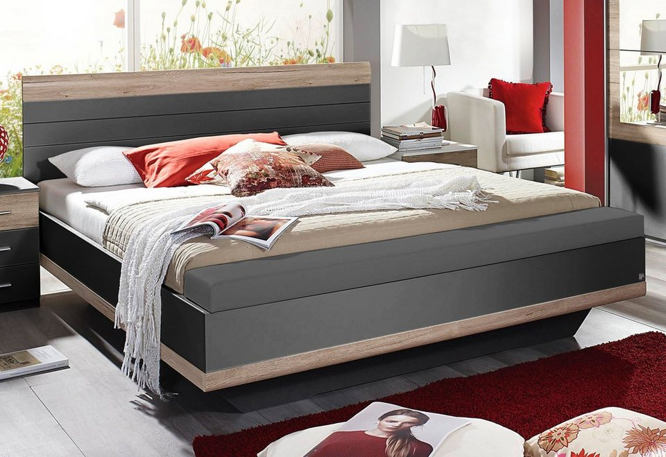 rauch bett inkl fu bank online kaufen otto. Black Bedroom Furniture Sets. Home Design Ideas
