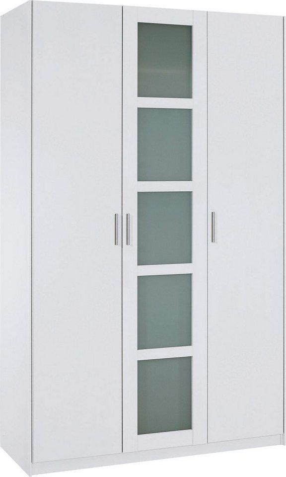 rauch Kleiderschrank, Made in Germany in weiß