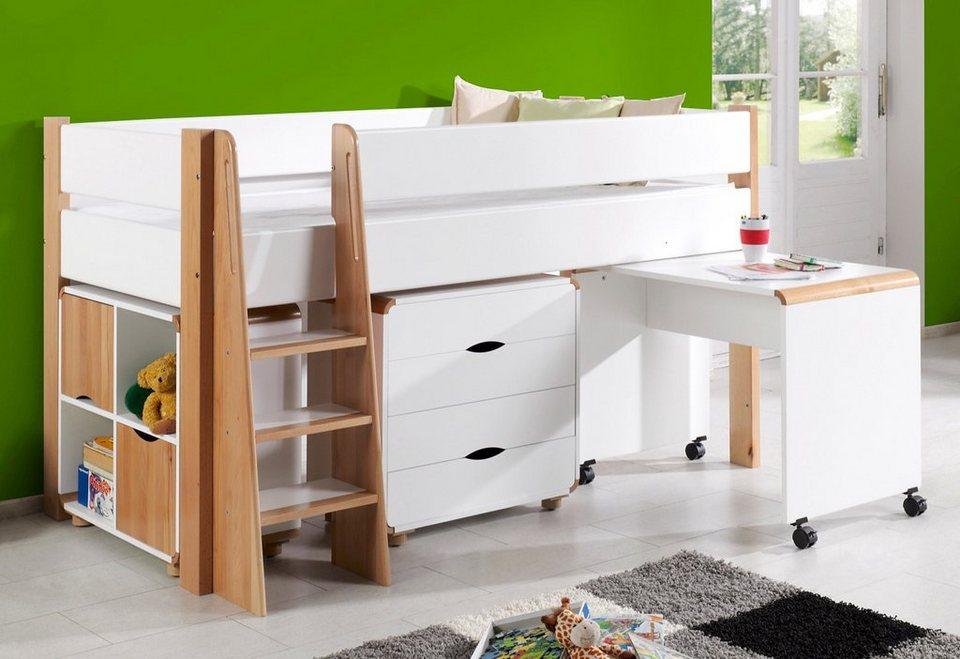 Relita Halbhohes Bett >>Samuel<< online kaufen | OTTO