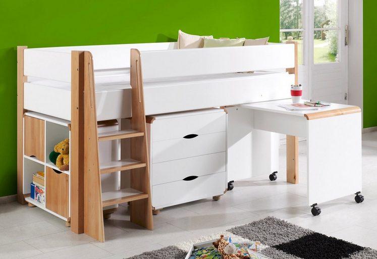 relita halbhohes bett samuel. Black Bedroom Furniture Sets. Home Design Ideas