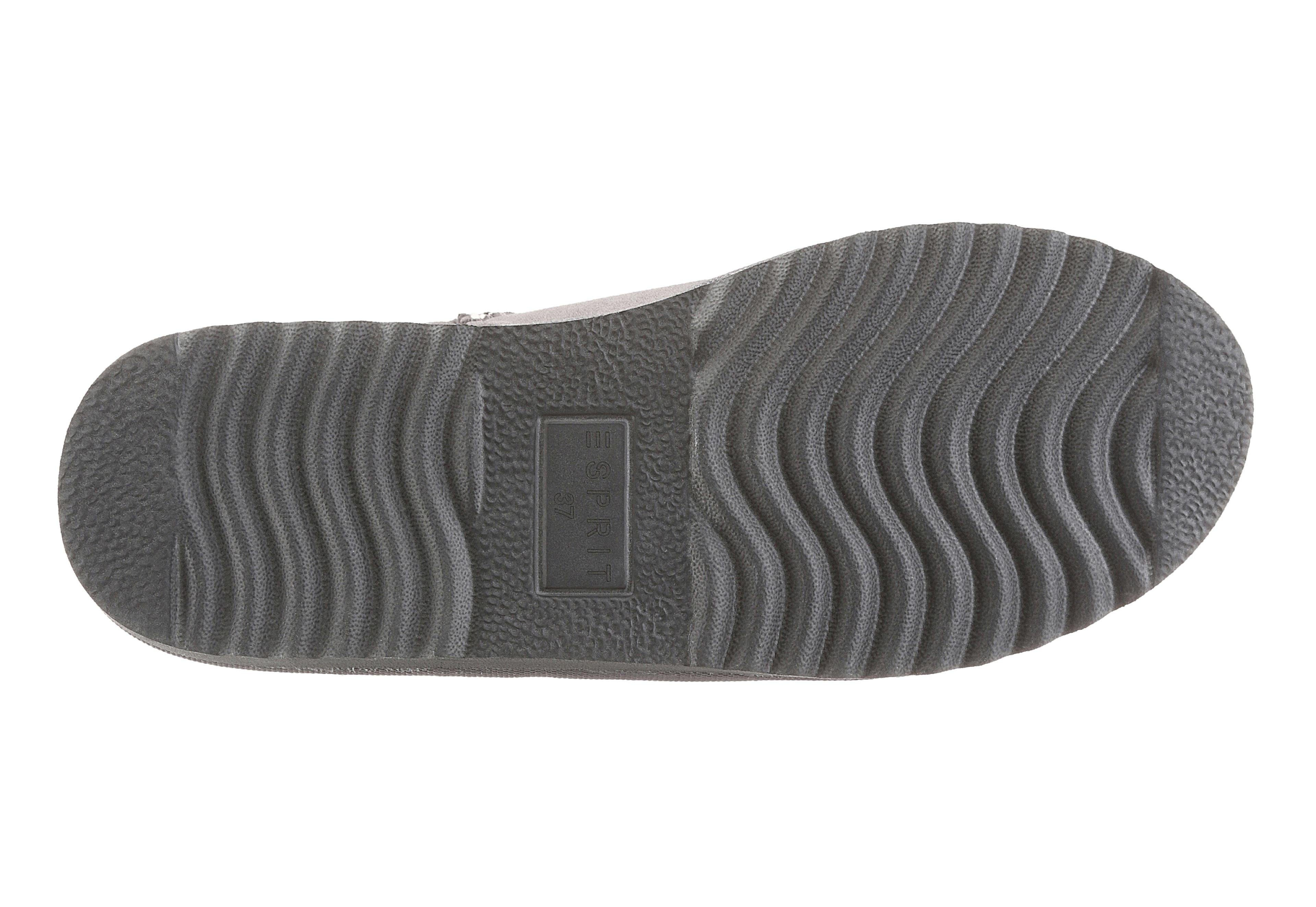 Esprit Winterboots online kaufen  grau