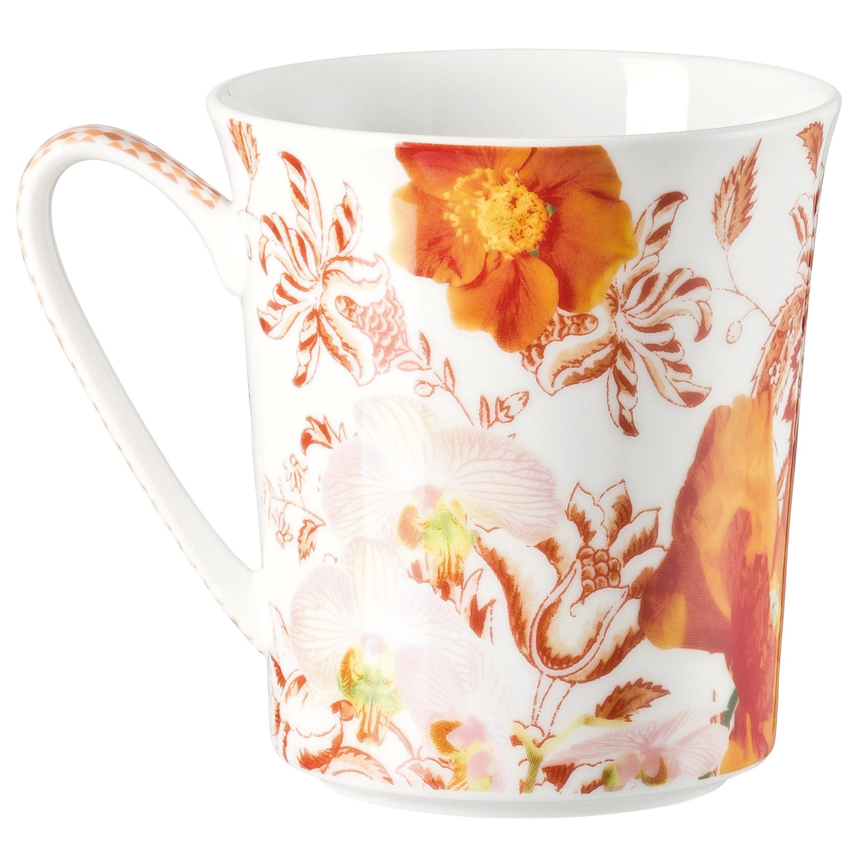 ROSENTHAL Becher mit Henkel, »Belles Fleurs«