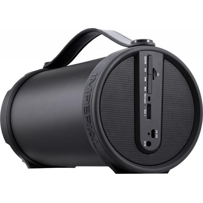 IMPERIAL Mobiler Lautsprecher »BEATSMAN« in schwarz