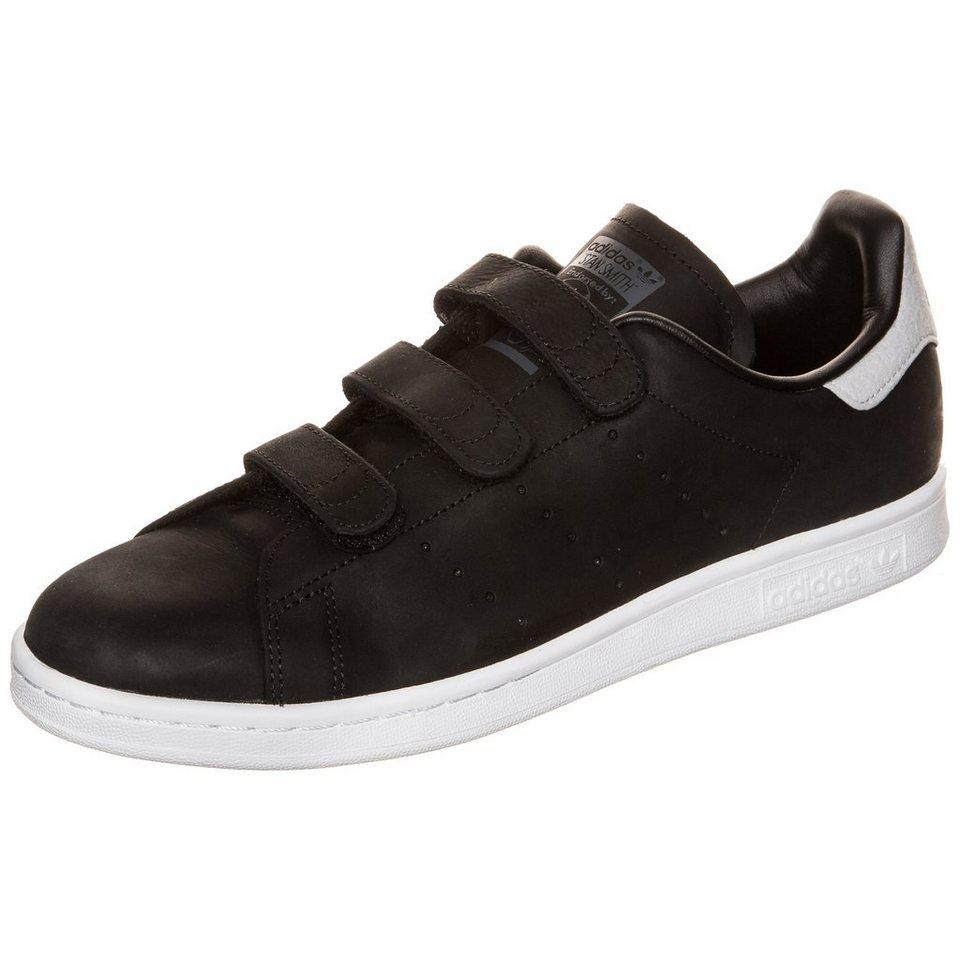 adidas Originals Stan Smith Sneaker Herren in schwarz / weiß