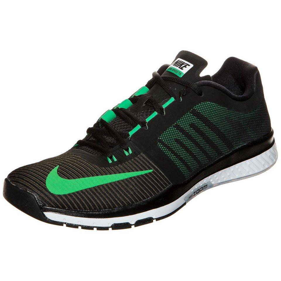 NIKE Zoom Speed TR 3 Trainingsschuh Herren in schwarz / grün