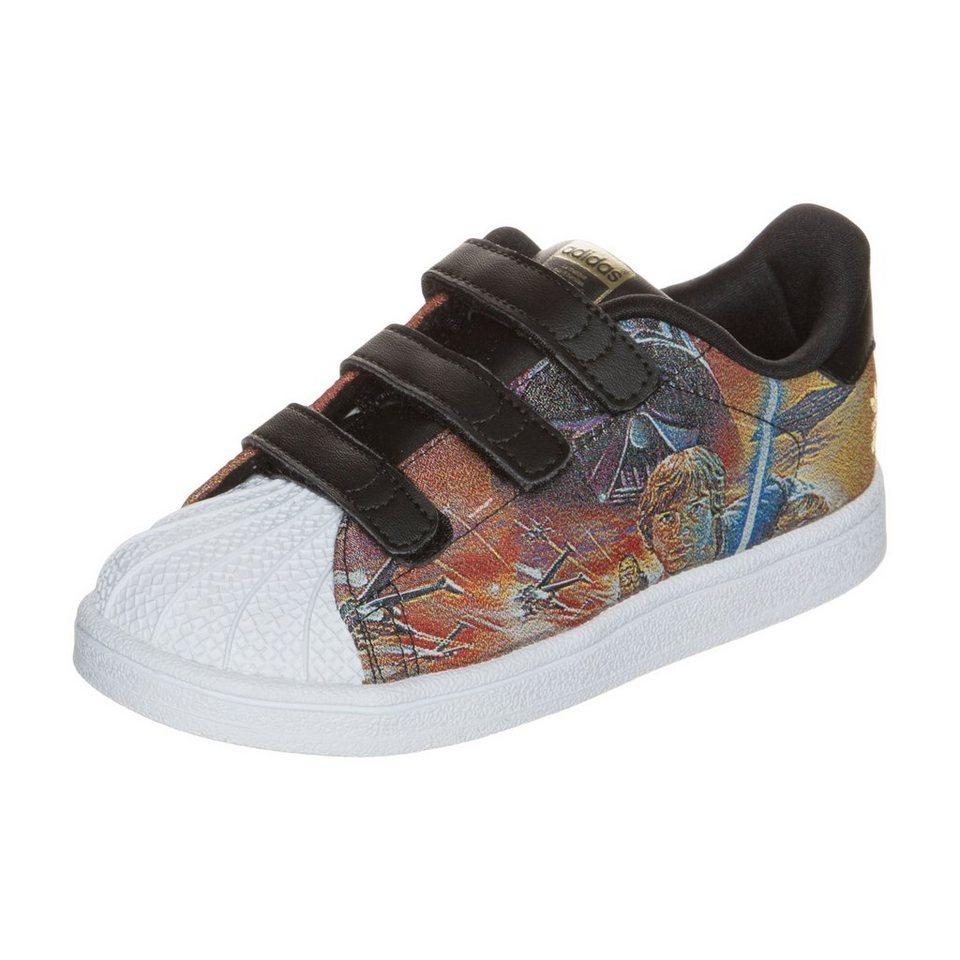 adidas Originals Superstar Star Wars Sneaker Kleinkinder in bunt / weiß