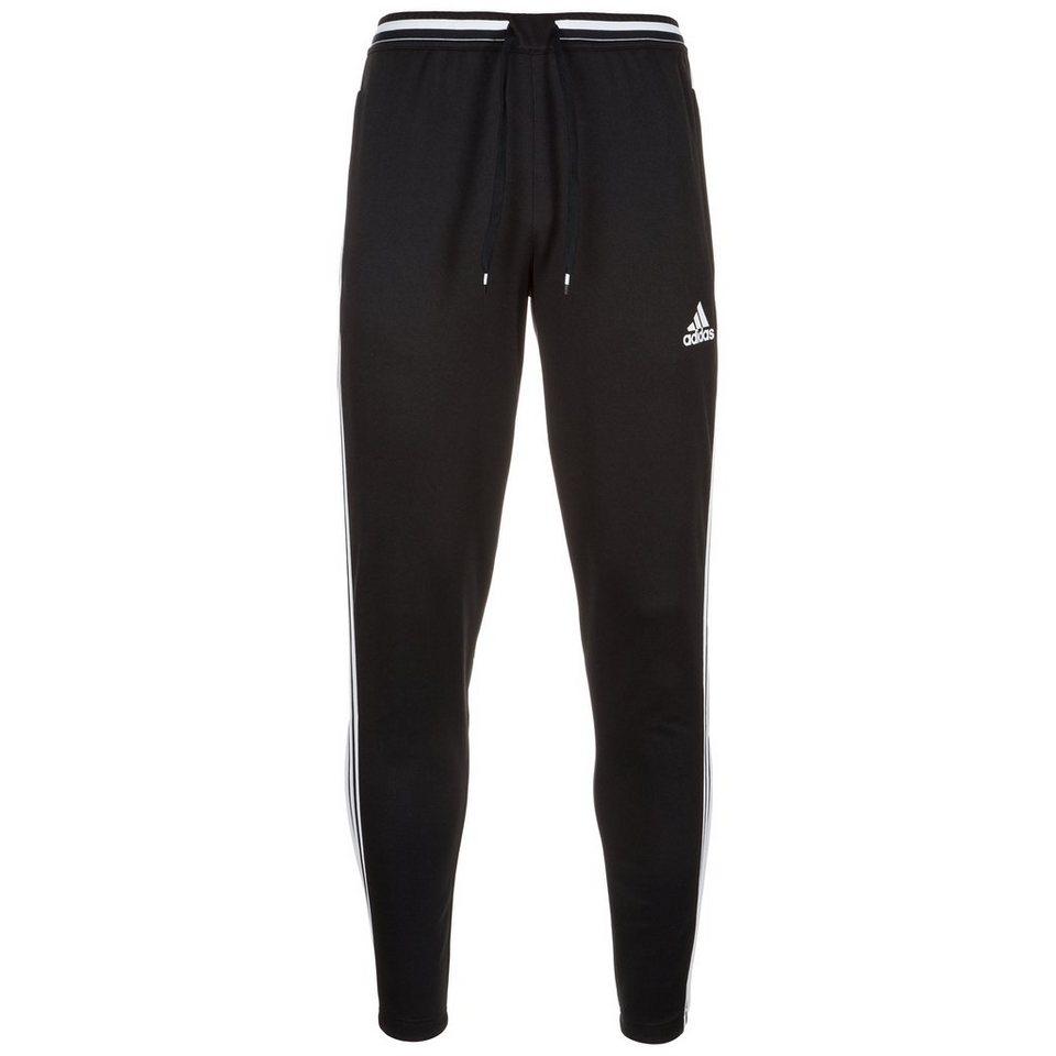 adidas Performance Condivo 16 Trainingshose Herren in schwarz / weiß