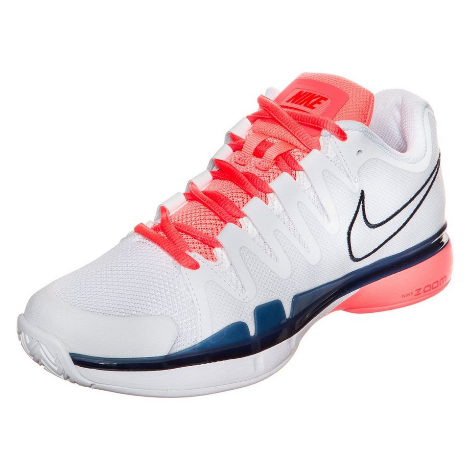 NIKE Zoom Vapor 9.5 Tour Tennisschuh Damen in weiß / mango