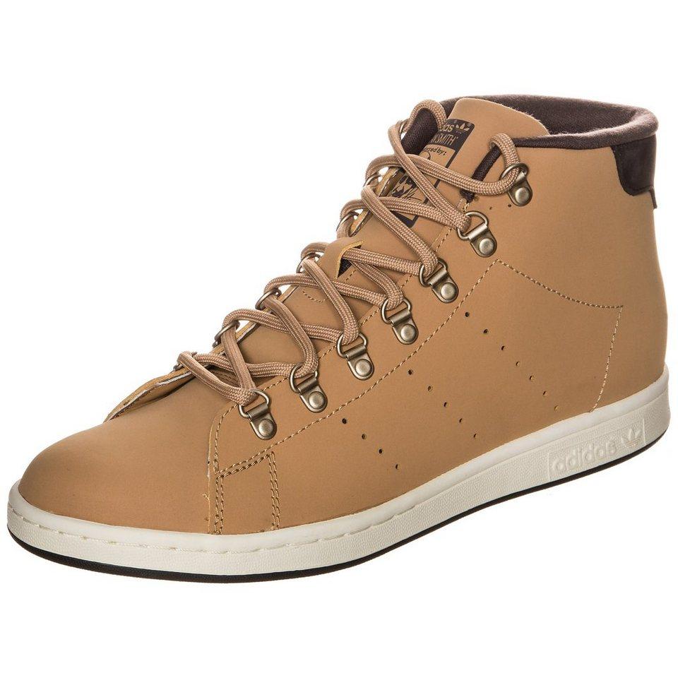 adidas Originals Stan Smith Winter Sneaker Herren in hellbraun / weiß