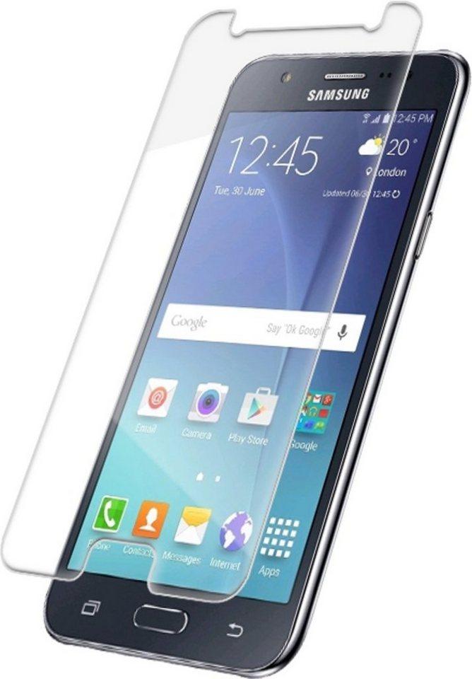 invisibleSHIELD Folie »Original Displayschutz für Samsung Galaxy J5« in Transparent