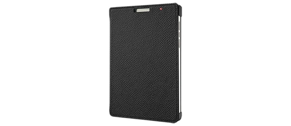 BlackBerry Handytasche »Flip Cover Leder für Passport Silver Edition«