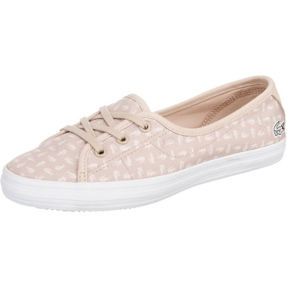 LACOSTE Ziane Chunky Sneakers in beige