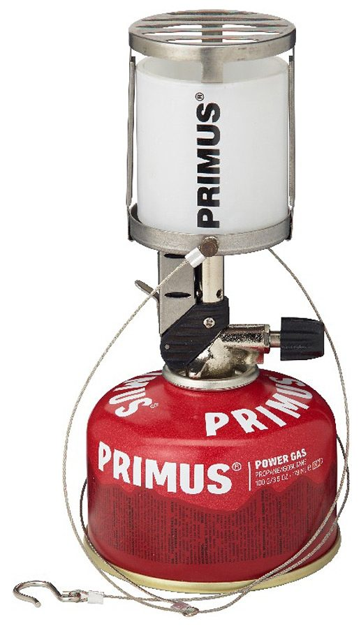 Primus Camping-Beleuchtung »Micron Lantern Glass«