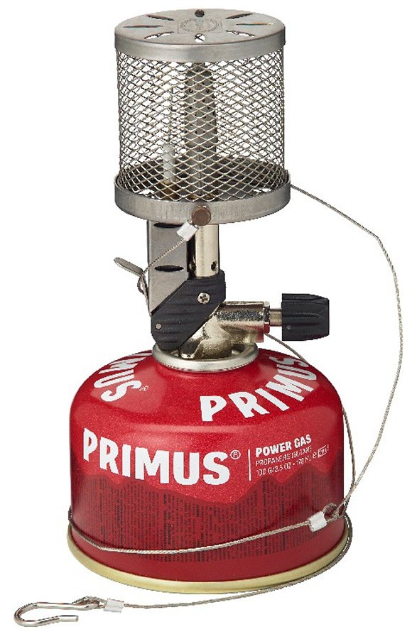Primus Camping-Beleuchtung »Micron Lantern Steel Mesh« in grau