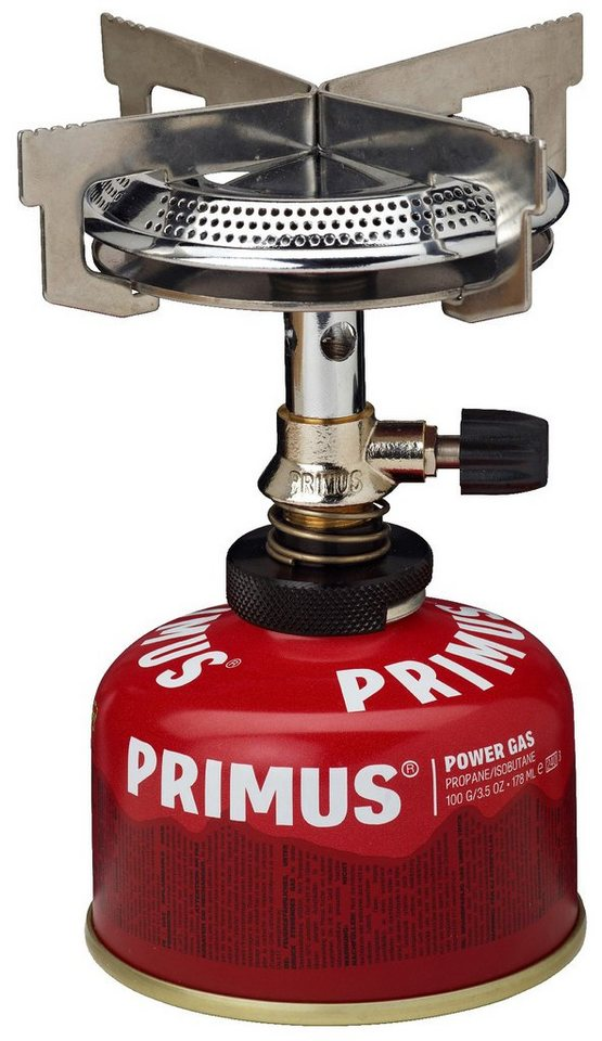 Primus Camping-Kocher »Mimer Duo Stove« in silber