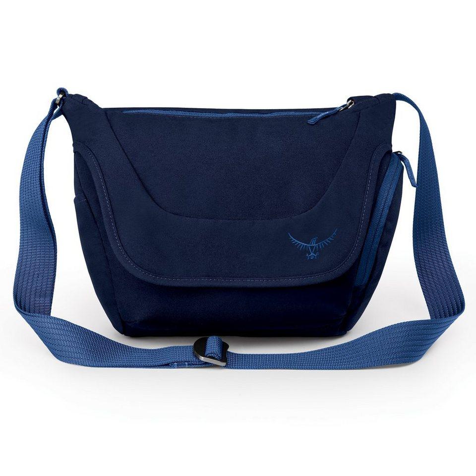 Osprey Sport- und Freizeittasche »Flap Jill Micro Shoulder Bag Women« in blau