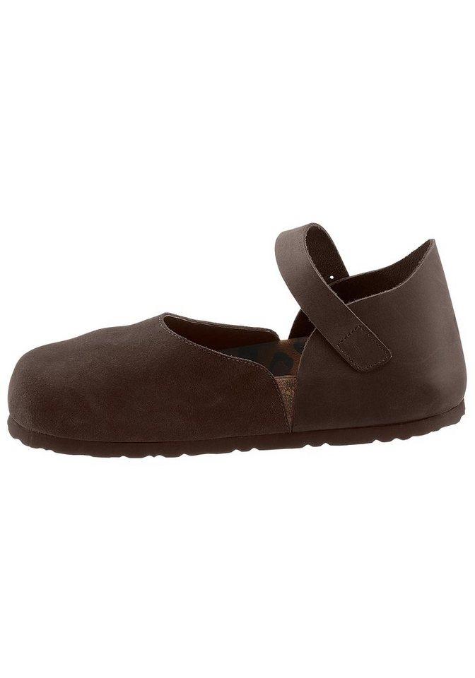 Eddie Bauer Leder-Schuh in Braun