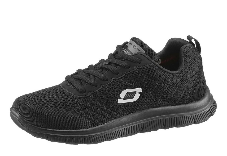 skechers flex appeal obvious choice sneaker mit memory foam online kaufen otto. Black Bedroom Furniture Sets. Home Design Ideas