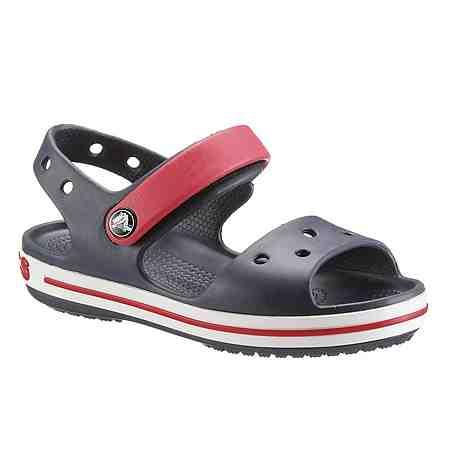 Crocs Sandale mit Klettverschluss
