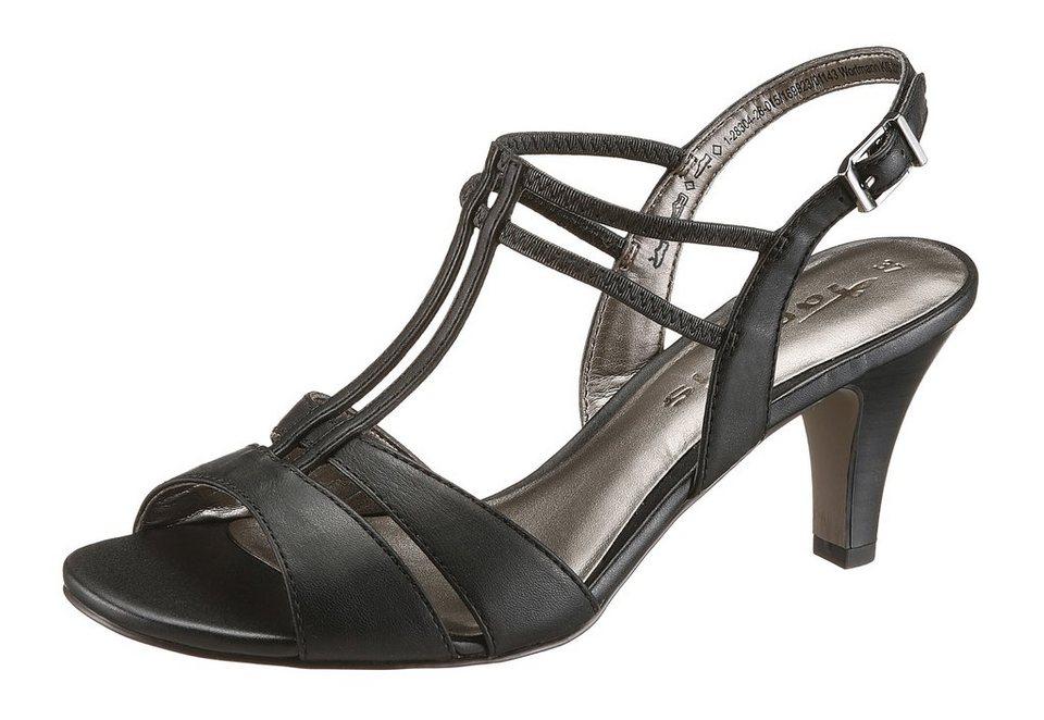tamaris sandalette mit feinen riemchen kaufen otto. Black Bedroom Furniture Sets. Home Design Ideas