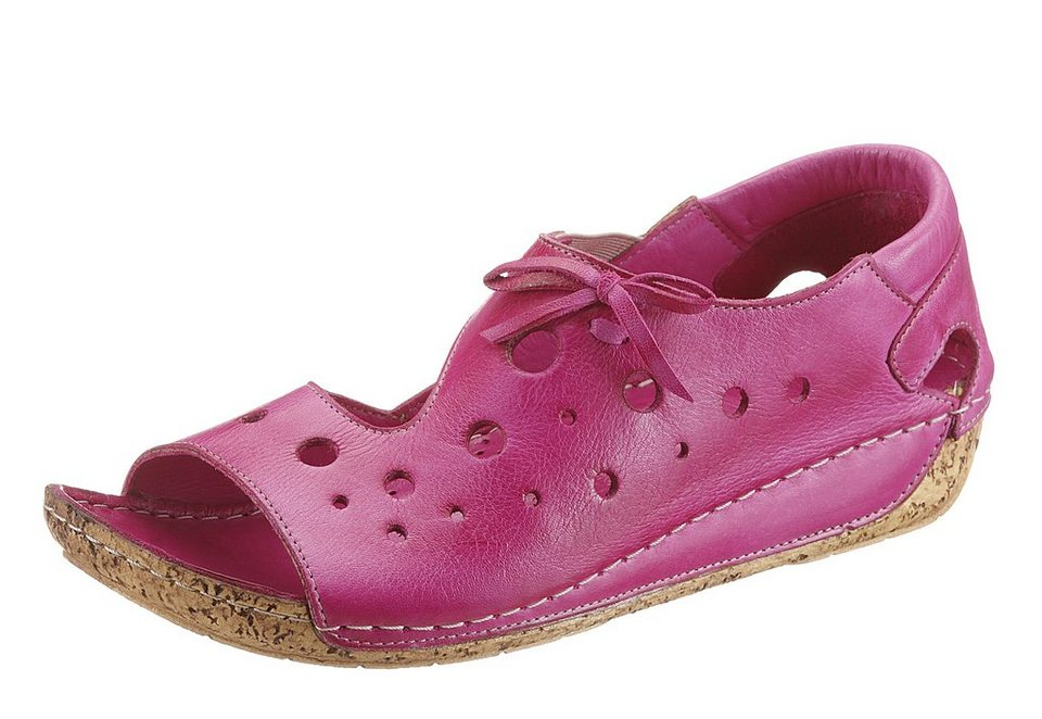 Hush Puppies Sandale in pink