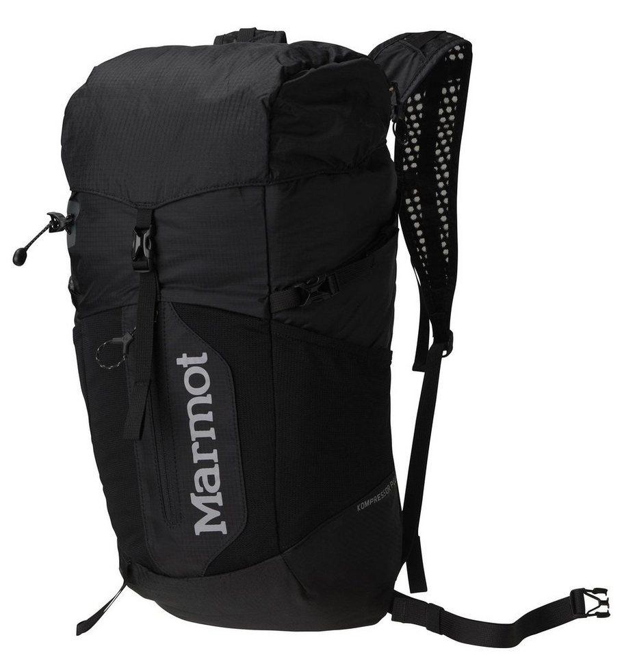 Marmot Sport- und Freizeittasche »Kompressor Plus 20L Daypack« in schwarz