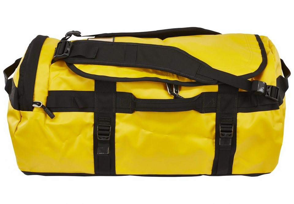 The North Face Sport- und Freizeittasche »Base Camp Duffel M« in gelb