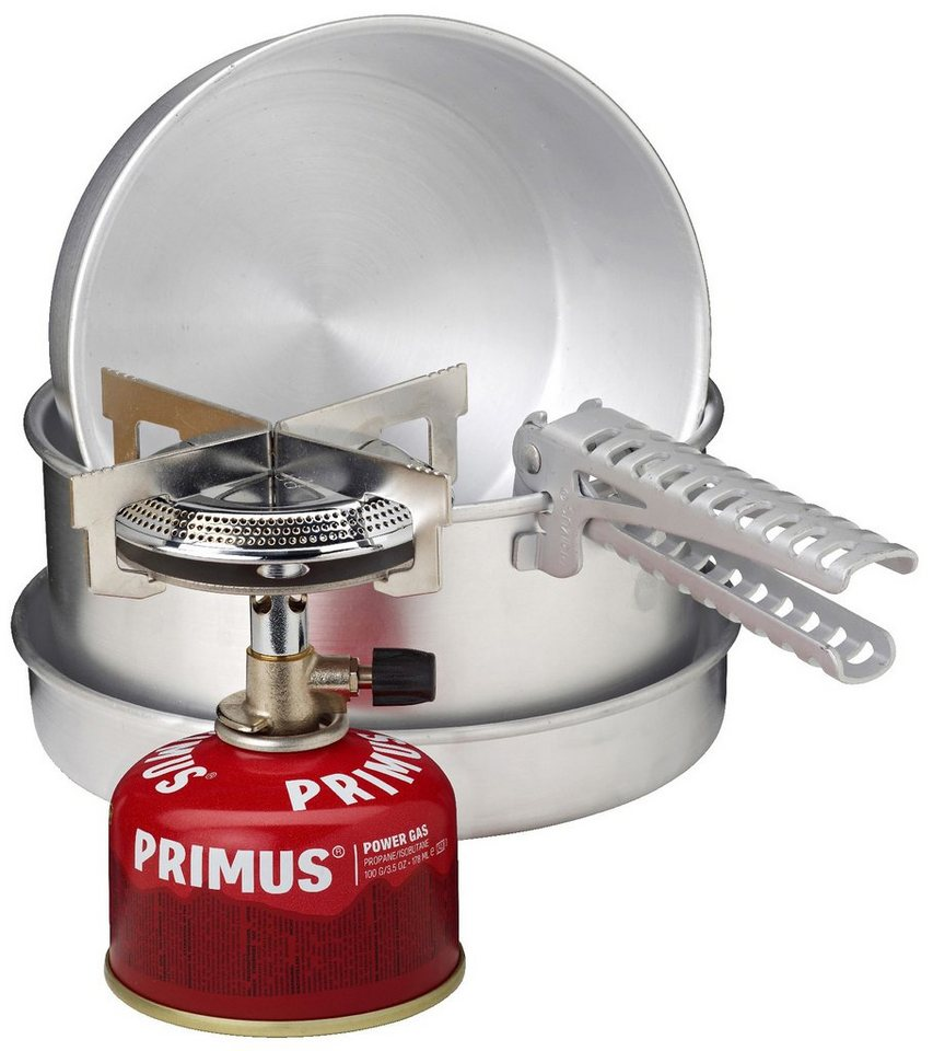 Primus Camping-Geschirr »Mimer Stove Kit« in silber