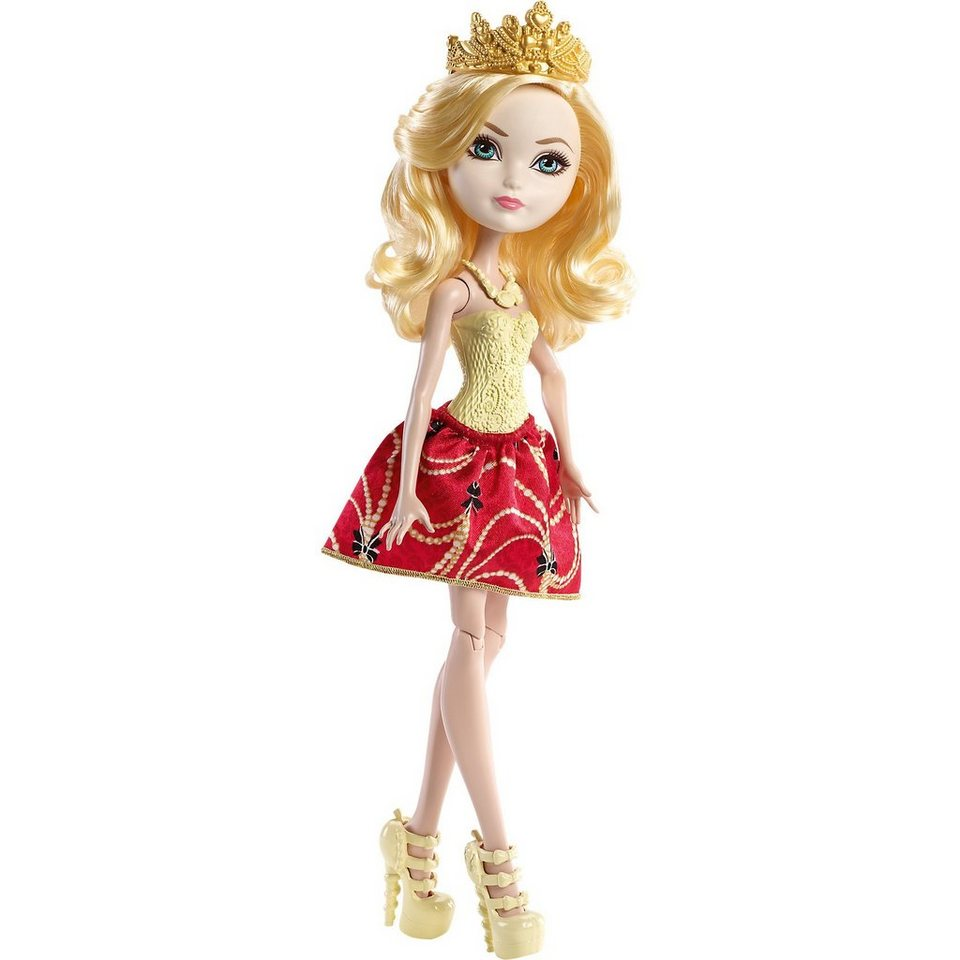 Mattel Ever After High Apple White