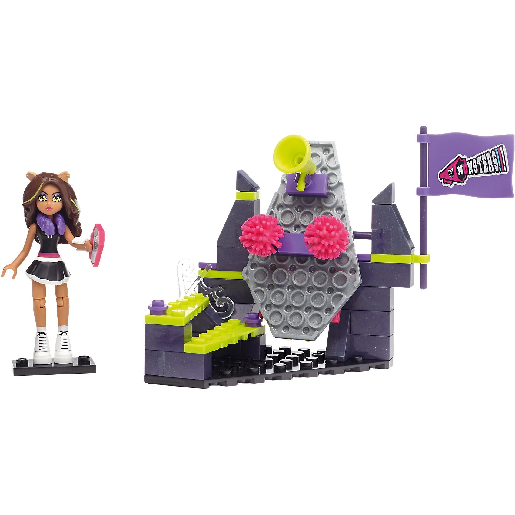 MEGA BLOKS Monster High - Cheerlader-Team