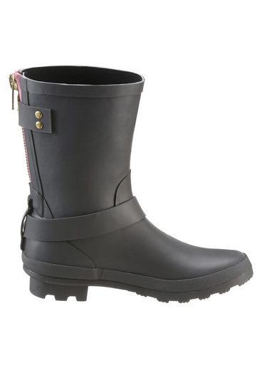 Arizona Rubber Boots In Trendy Look