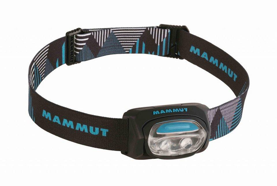 Mammut Camping-Beleuchtung »T-Base Headlamp« in schwarz
