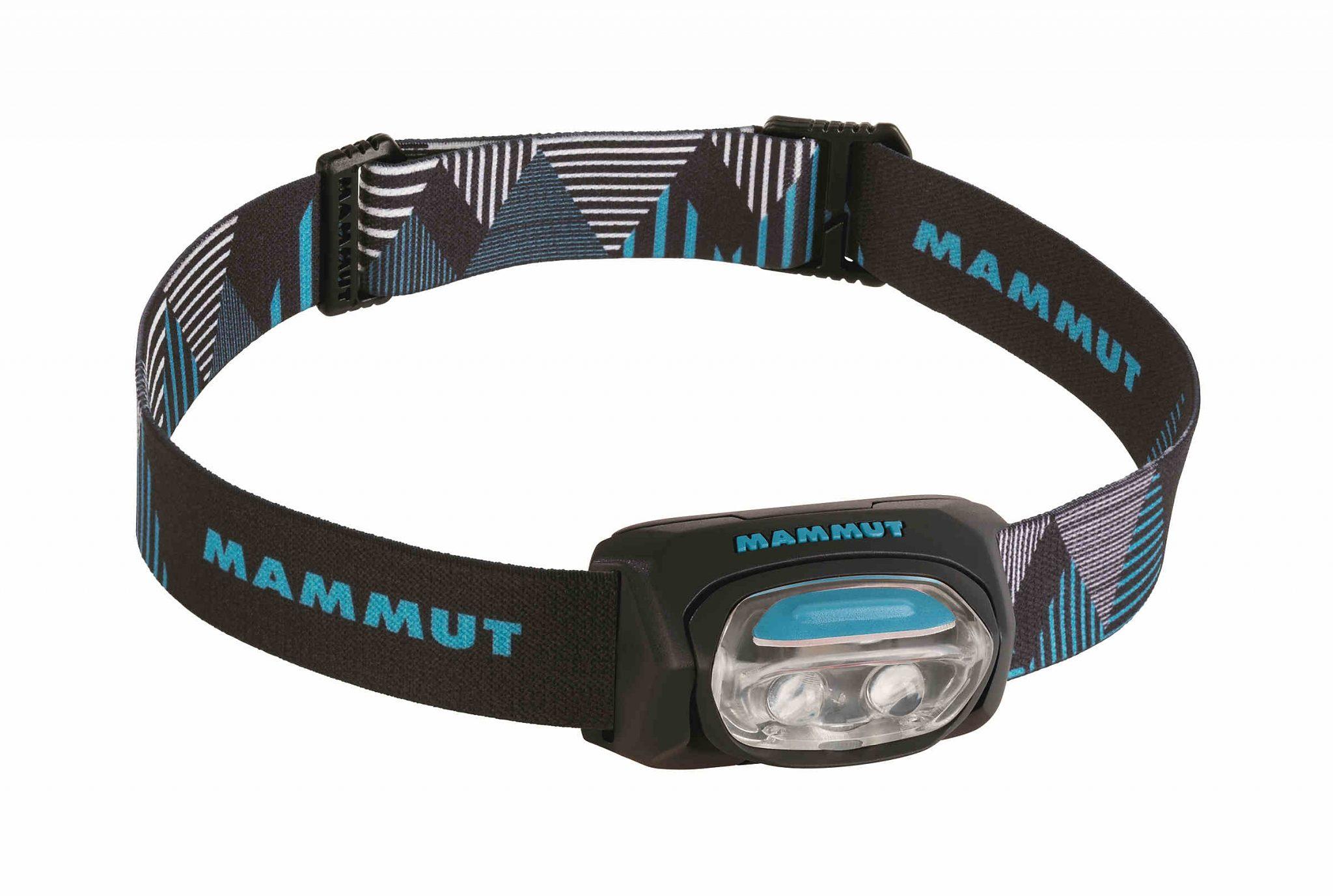 Mammut Camping-Beleuchtung »T-Base Headlamp«