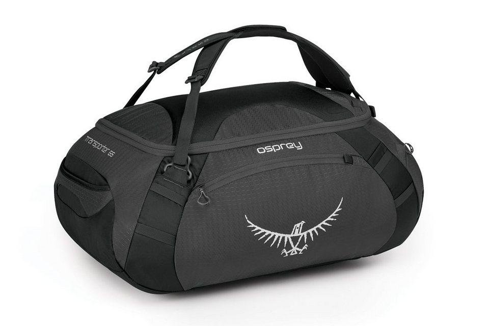 Osprey Sport- und Freizeittasche »Transporter 65« in grau