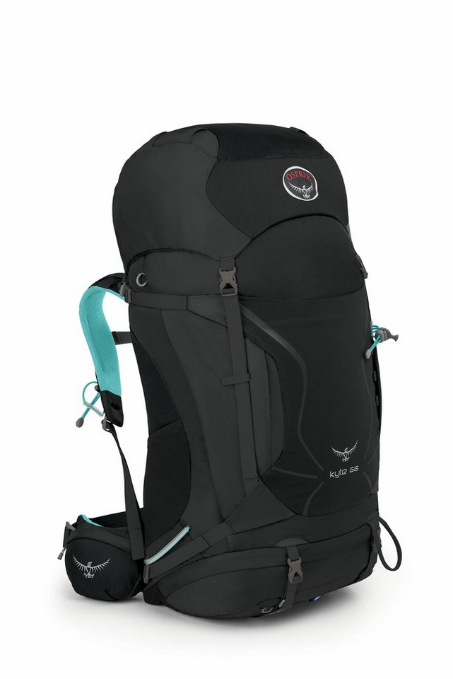 Osprey Wanderrucksack »Kyte 66 Backpack Women« in grau
