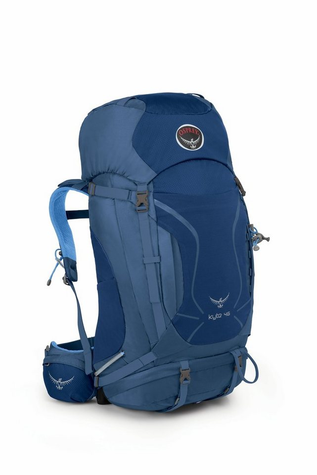 Osprey Wanderrucksack »Kyte 46 Backpack Women« in blau