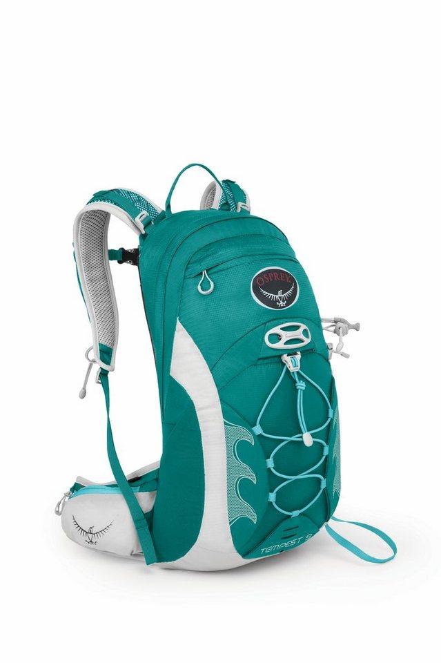 Osprey Sport- und Freizeittasche »Tempest 9 Backpack Women« in grün