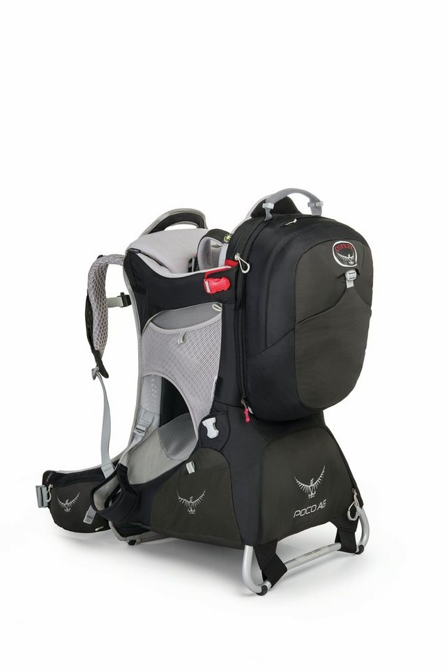 Osprey Kindertrage »Poco AG Premium child carrier« in schwarz