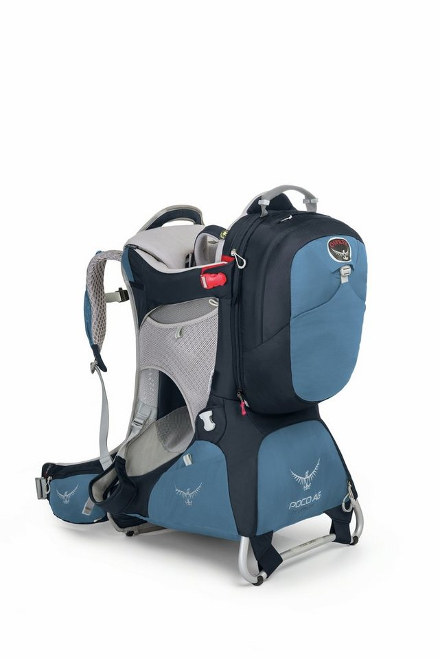 Osprey Kindertrage »Poco AG Premium child carrier« in blau