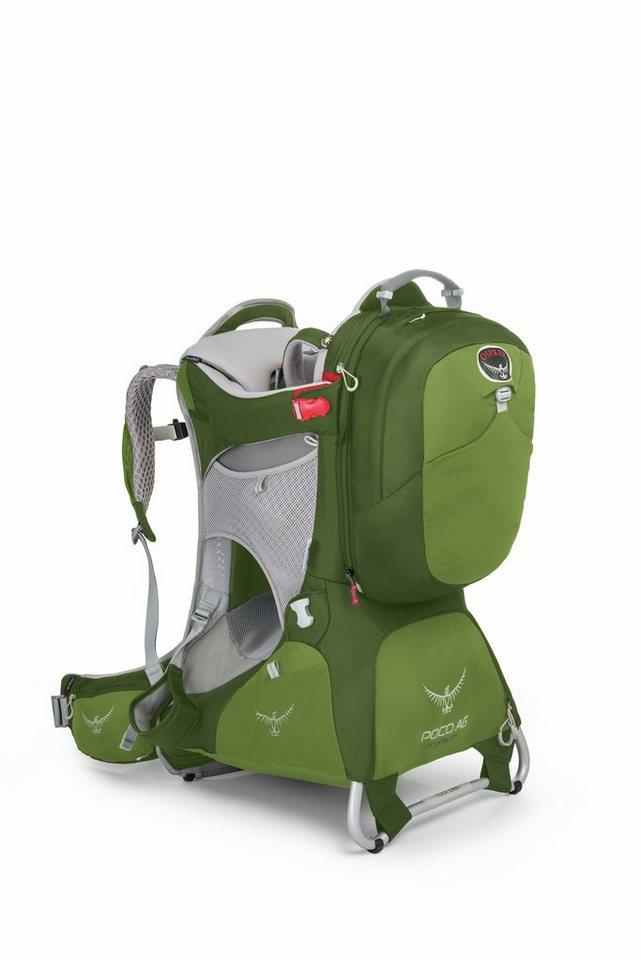 Osprey Kindertrage »Poco AG Premium child carrier« in oliv