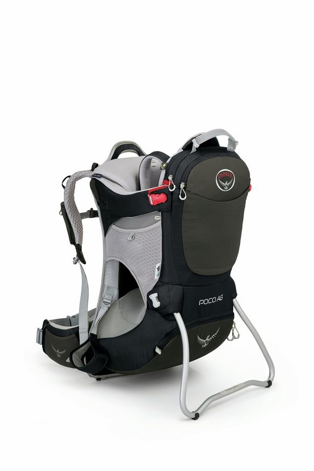 Osprey Kindertrage »Poco AG child carrier« in schwarz
