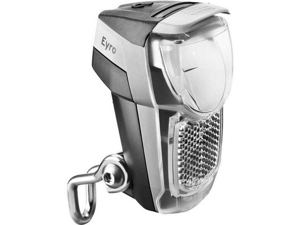 Busch + Müller Fahrradbeleuchtung »Lumotec IQ Eyro Akku-Frontscheinwerfer für«