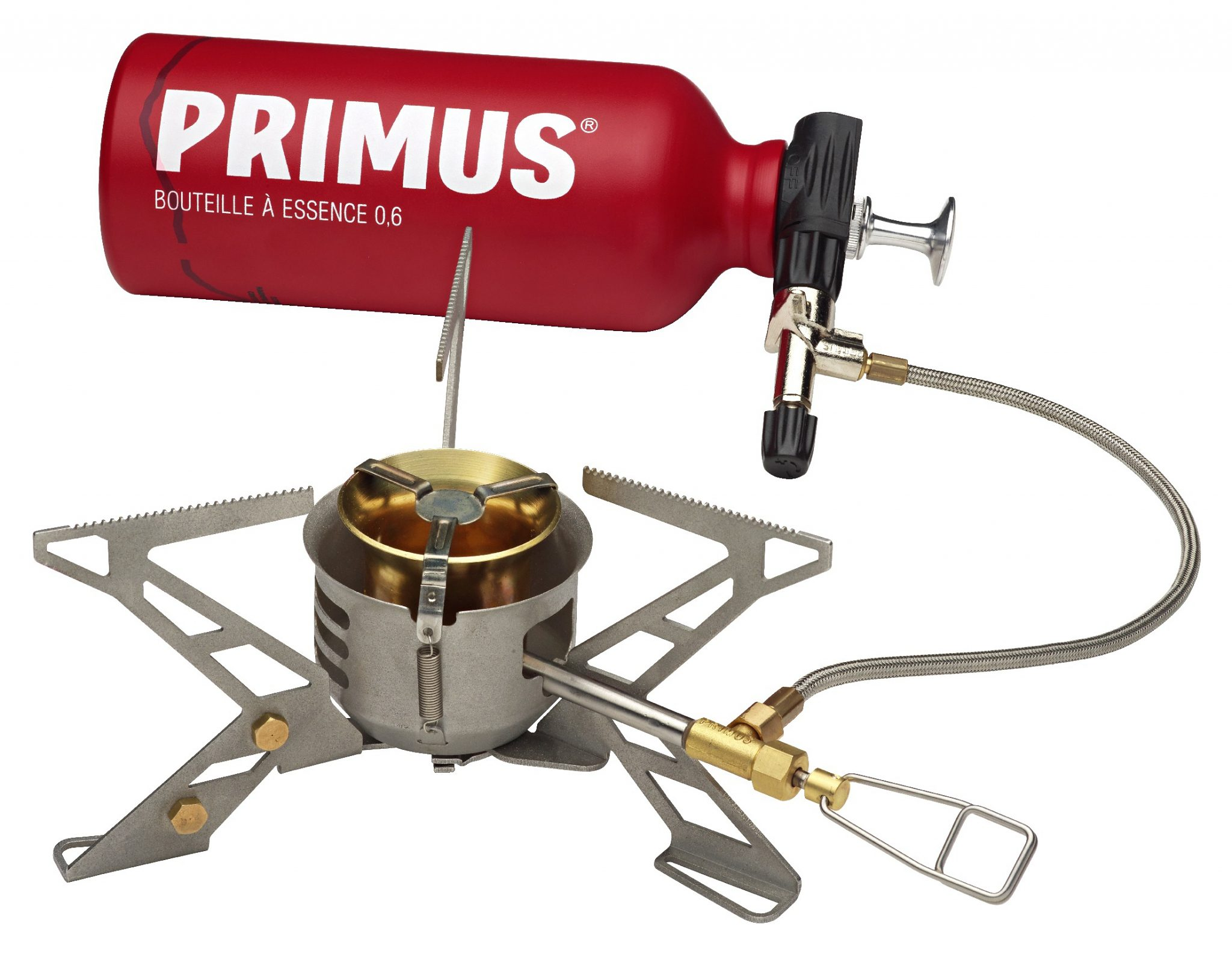 Primus Camping-Kocher »OmniFuel II Stove with fuel bottle and pouch«