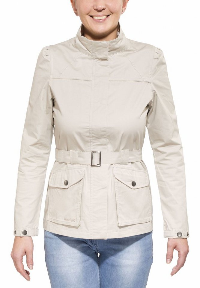 Lafuma Outdoorjacke »Haryanna Jacket Lady« in beige